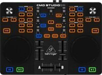 Dj контроллер Behringer cmd studio 2a