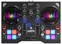DJ контроллер Hercules DJ control instinct p8 party pack